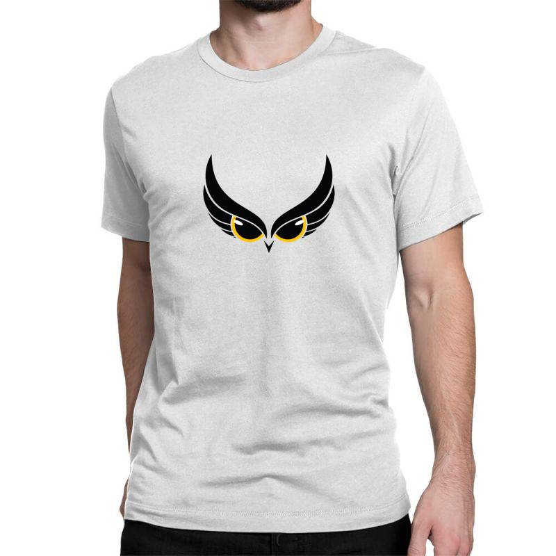 Owl Eye Classic T-shirt | Artistshot