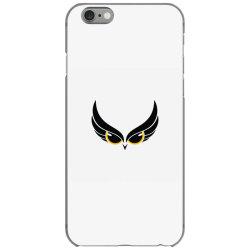 Owl eye iPhone 6/6s Case | Artistshot