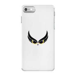 Owl eye iPhone 7 Case | Artistshot