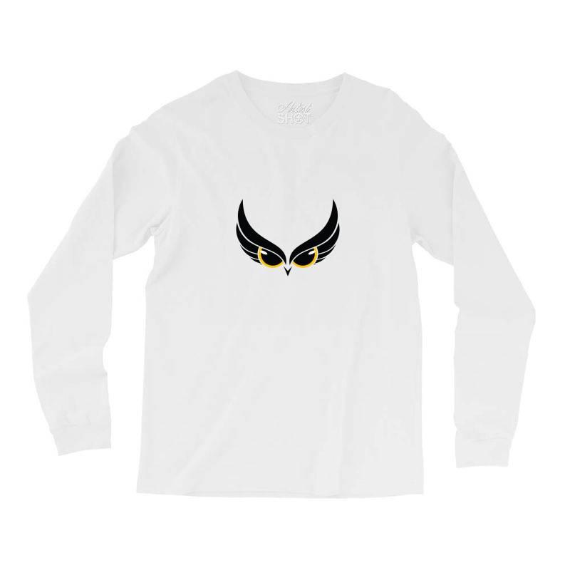 Owl Eye Long Sleeve Shirts | Artistshot