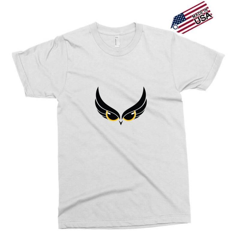 Owl Eye Exclusive T-shirt | Artistshot