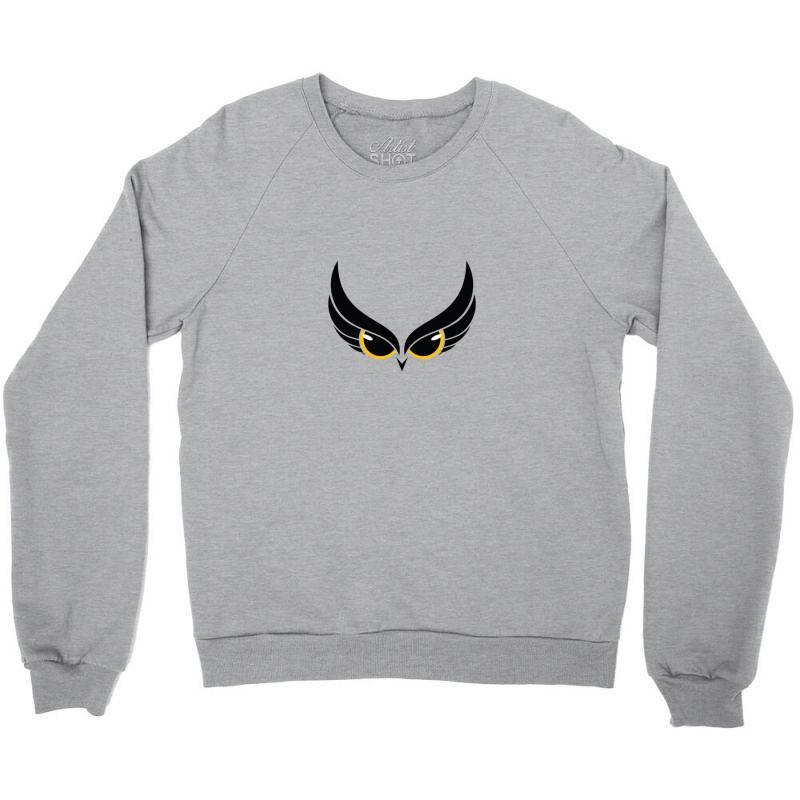 Owl Eye Crewneck Sweatshirt | Artistshot