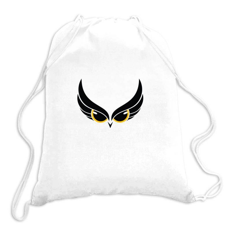 Owl Eye Drawstring Bags | Artistshot