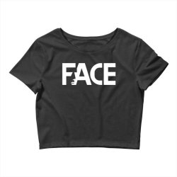 face Crop Top | Artistshot