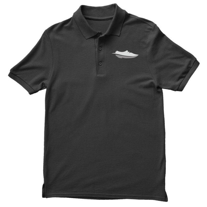 Feather Shoes Men's Polo Shirt | Artistshot