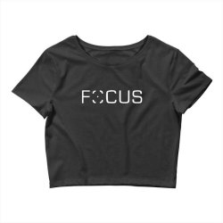 focus Crop Top | Artistshot