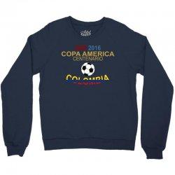 Copa America Centenario 2016 COLOMBIA Crewneck Sweatshirt   Artistshot