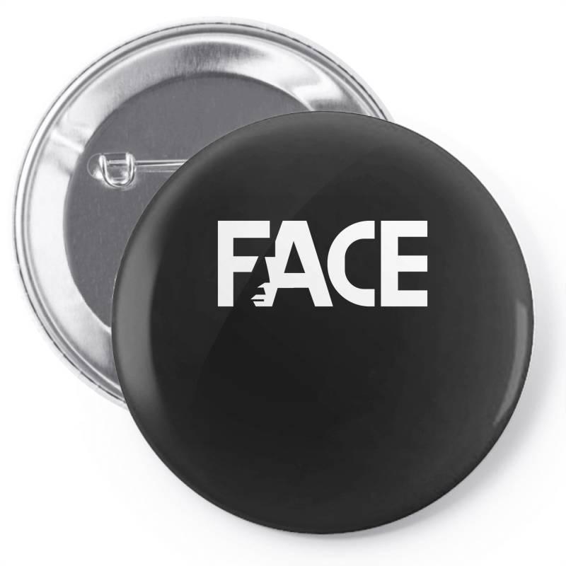 Face Pin-back Button | Artistshot