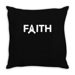 faith Throw Pillow | Artistshot