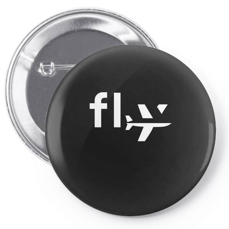 Fly Pin-back Button | Artistshot