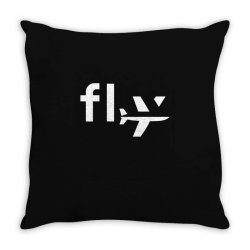 fly Throw Pillow | Artistshot