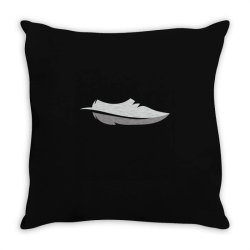 feather shoes Throw Pillow | Artistshot