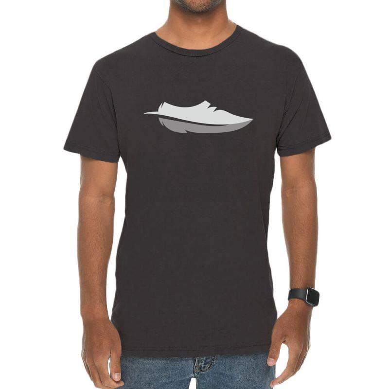 Feather Shoes Vintage T-shirt | Artistshot
