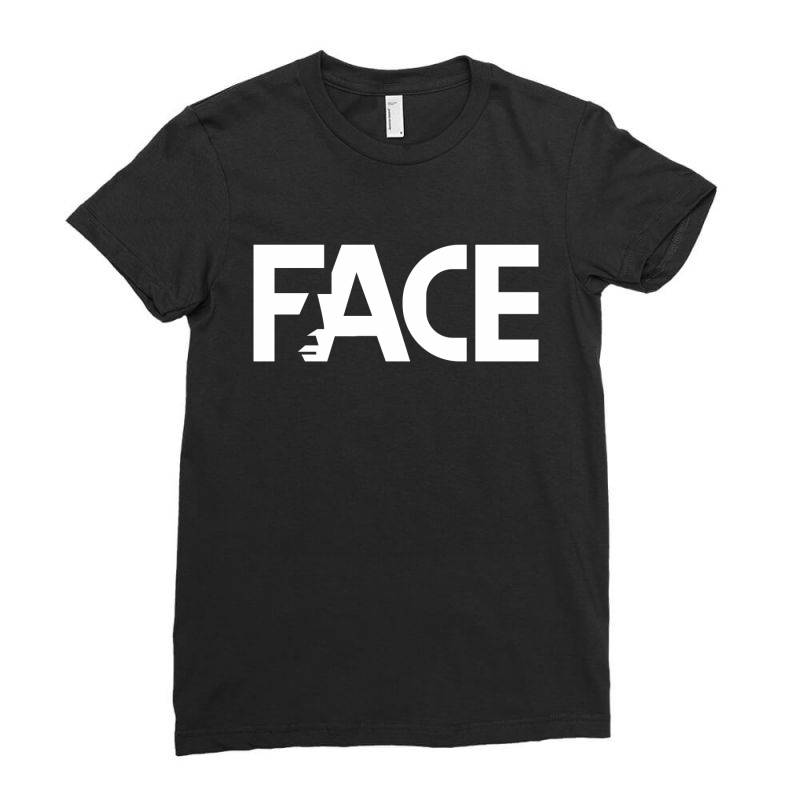 Face Ladies Fitted T-shirt | Artistshot