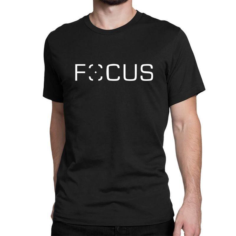 Focus Classic T-shirt | Artistshot
