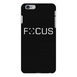 focus iPhone 6 Plus/6s Plus Case | Artistshot