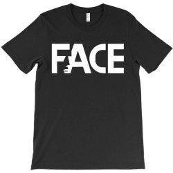 face T-Shirt   Artistshot