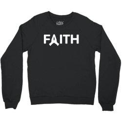 faith Crewneck Sweatshirt   Artistshot