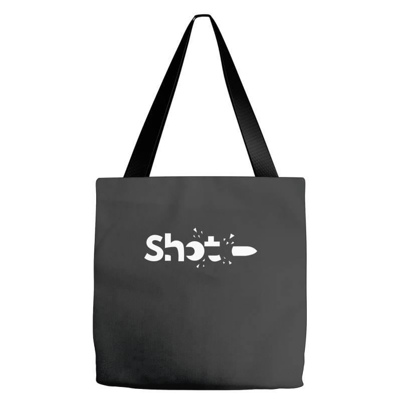 Shot Tote Bags | Artistshot