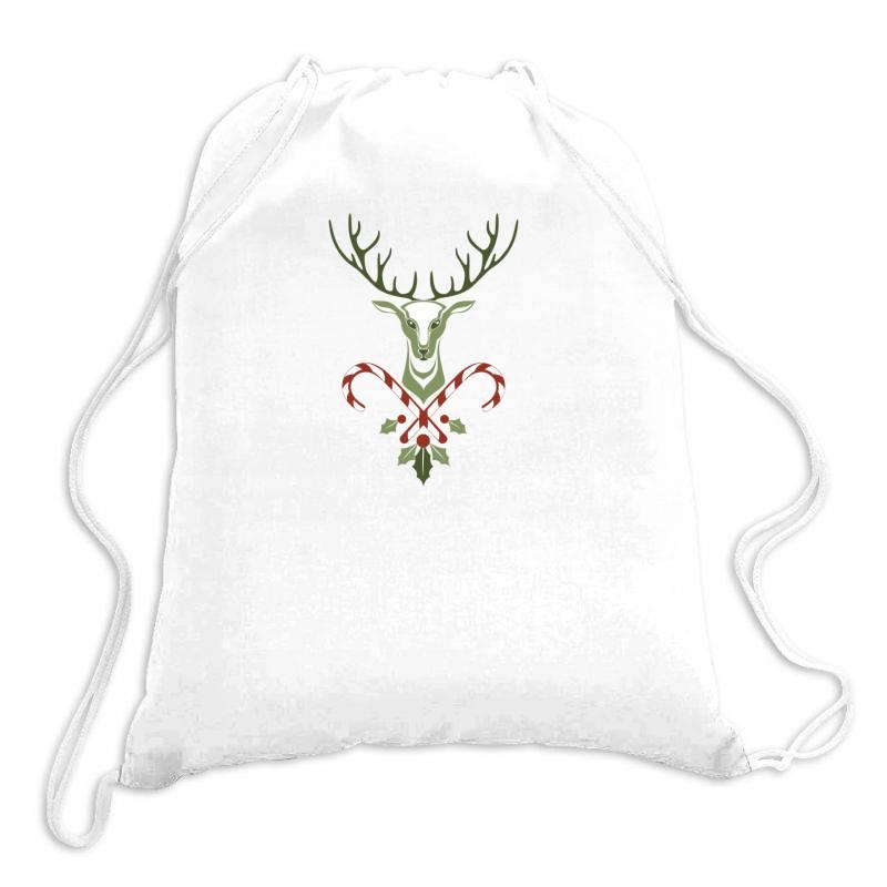 Plant Flower Tree For Christmas Drawstring Bags | Artistshot