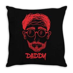 Daddy, Dad, Father Throw Pillow | Artistshot