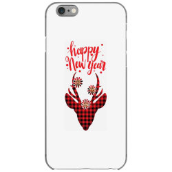 plaid design for new year iPhone 6/6s Case | Artistshot