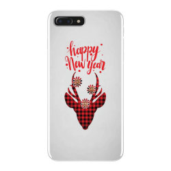 plaid design for new year iPhone 7 Plus Case | Artistshot