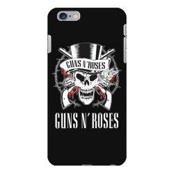 Guns N'Roses, skull iPhone 6 Plus/6s Plus Case | Artistshot
