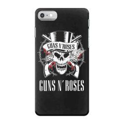 Guns N'Roses, skull iPhone 7 Case | Artistshot