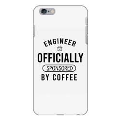 Engineer officially sponsored by coffee iPhone 6 Plus/6s Plus Case | Artistshot