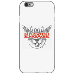 Kill switch engage,skull iPhone 6/6s Case | Artistshot