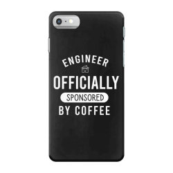 Engineer officially sponsored by coffee iPhone 7 Case | Artistshot