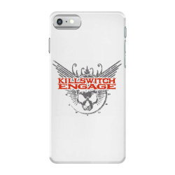 Kill switch engage,skull iPhone 7 Case | Artistshot