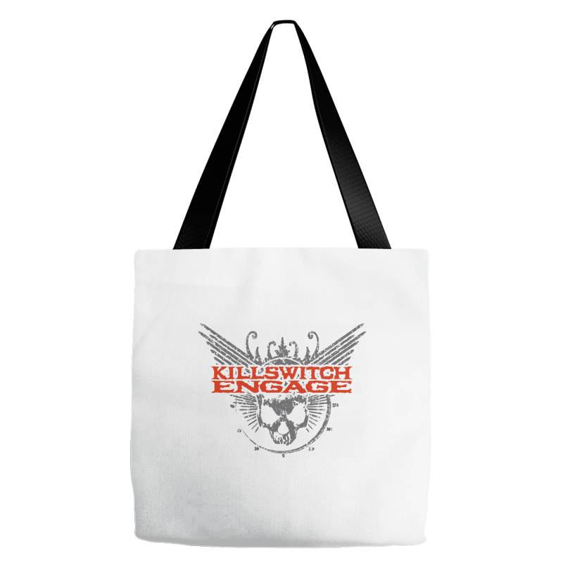 Kill Switch Engage,skull Tote Bags | Artistshot