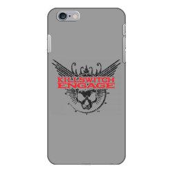Kill switch engage, skull iPhone 6 Plus/6s Plus Case | Artistshot