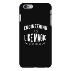 Engineering it's like magic but real iPhone 6 Plus/6s Plus Case | Artistshot