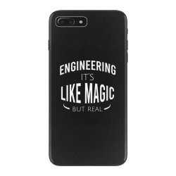 Engineering it's like magic but real iPhone 7 Plus Case | Artistshot