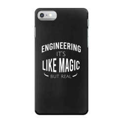 Engineering it's like magic but real iPhone 7 Case | Artistshot