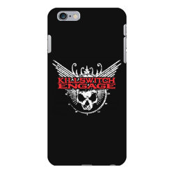 Kill switch engage, skull iPhone 6 Plus/6s Plus Case   Artistshot