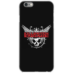 Kill switch engage, skull iPhone 6/6s Case   Artistshot