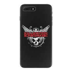 Kill switch engage, skull iPhone 7 Plus Case   Artistshot