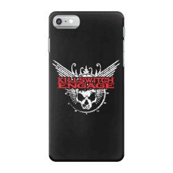 Kill switch engage, skull iPhone 7 Case   Artistshot