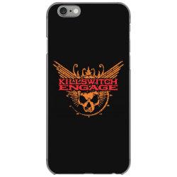 Kill switch engage, skull iPhone 6/6s Case | Artistshot