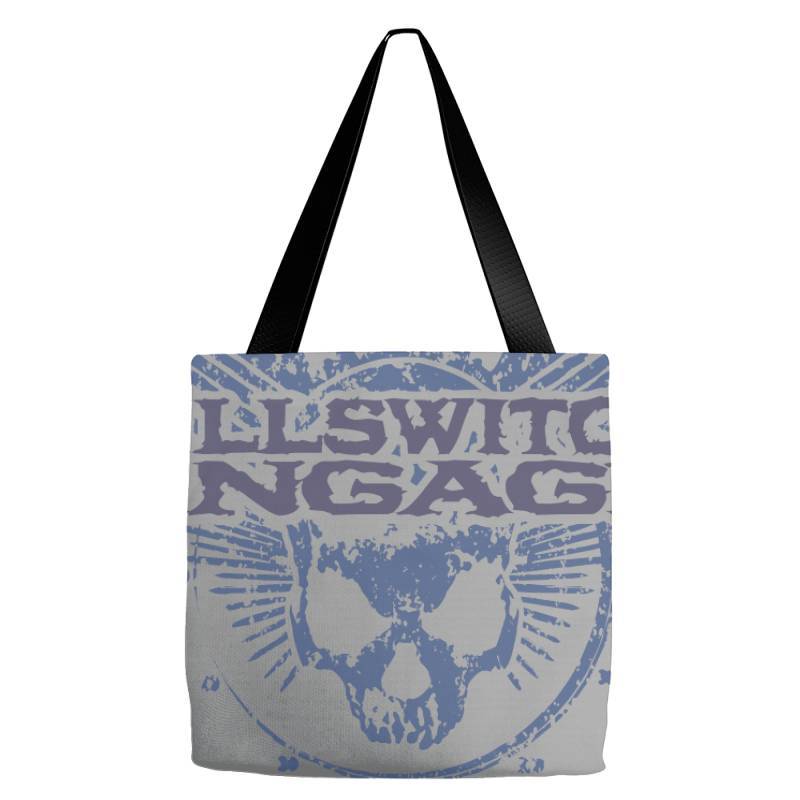 Kill Switch Engage, Skull Tote Bags | Artistshot