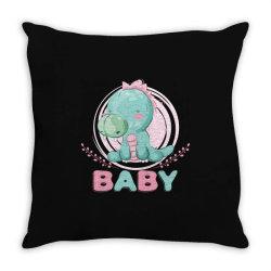 Dragon baby Throw Pillow | Artistshot