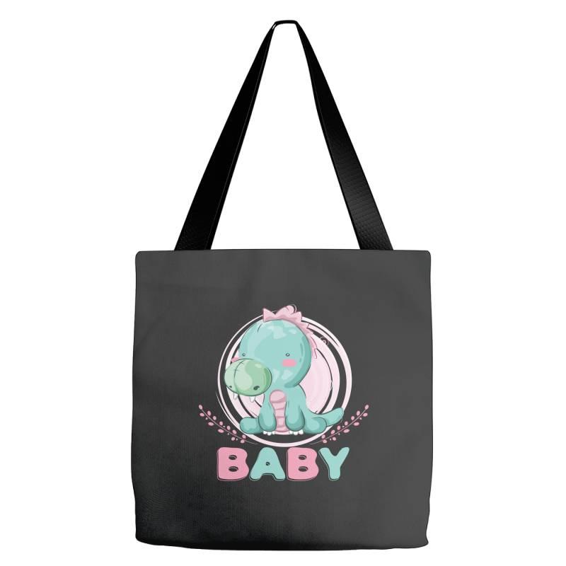 Dragon Baby Tote Bags | Artistshot