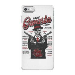 True gangsta stories, skull iPhone 7 Case | Artistshot