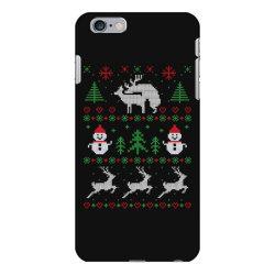 humping deers christmas iPhone 6 Plus/6s Plus Case   Artistshot