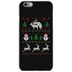 humping deers christmas iPhone 6/6s Case   Artistshot