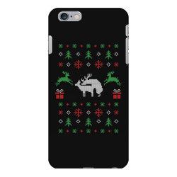 humping deers christmas 1 iPhone 6 Plus/6s Plus Case | Artistshot